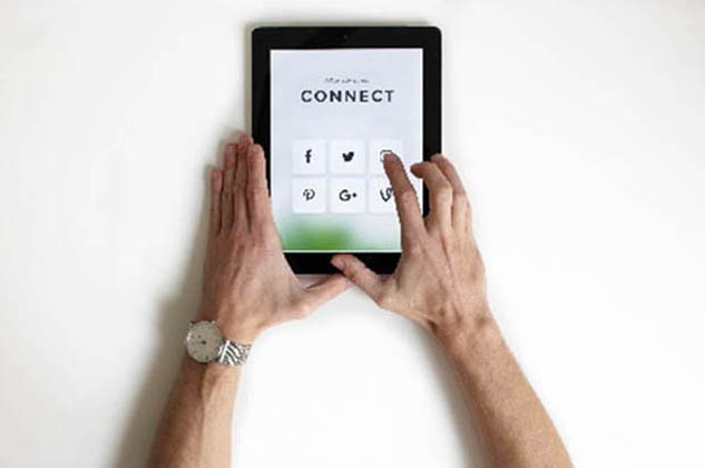 ارتباط مجازی